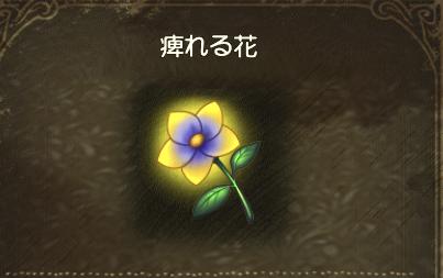 【グリムエコーズ攻略】痺れる花の入手方法&使い道!もっとも集めやすい方法は?